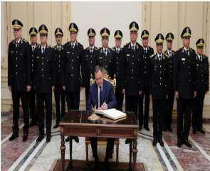 بالفيديو .. وزير الداخلية يوجه كلمة شكر للرئيس السيسي في عيد الشرطة