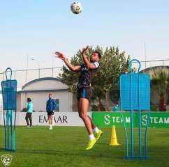 تقرير: البليهي يشارك مع الهلال أمام النصر في كأس السوبر السعودي