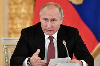 عاجل.. بيان من الكرملين بشأن تنحي الرئيس بوتين