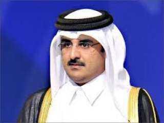 أمير قطر يعزي العاهل السعودي