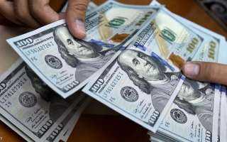 سعر صرف الدولار في البنوك خلال منتصف تعاملات اليوم