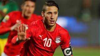 رمضان صبحي : لن اقف علي الكرة ولن استفز أحد والرد على الأهلاوية في الملعب