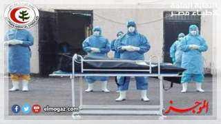 الدكتور ابراهيم النويهي.. نقابة الأطباء تودع  الشهيد 343 بعد وفاته بكورونا
