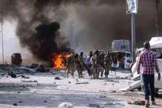 مقتل مدنيينن وإصابة 4 آخرين في تفجيرين بالصومال