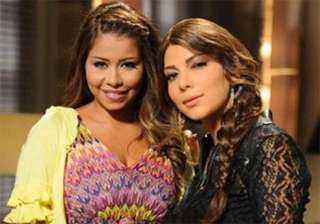 شيرين عبدالوهاب تجتمع مع أصالة للمرة الأولى في حفل غنائي