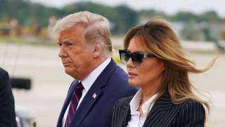انفصلت عنه  و حصلت علي 50 مليون دولار.. ميلانيا  تطالب بمحاكمة زوجها ترامب