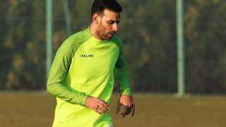 ميدو جابر يزين قائمة سيراميكا لمواجهة الجونة في الدوري