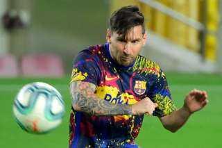 ميسي يقود هجوم برشلونة ضد رايو فاييكانو بكأس إسبانيا