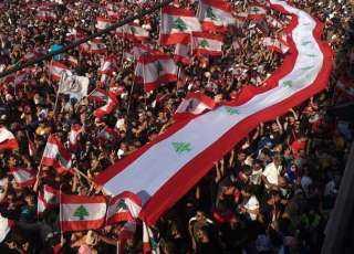 ليلة دامية فى لبنان.. إطلاق الرصاص الحي على المتظاهرين وسقوط مصابين