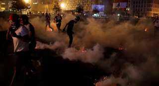 لبنان يشتعل.. اشتباكات عنيفة وإلقاء قنابل يدوية على عناصر الأمن