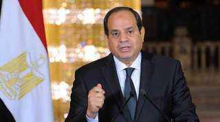 السيسي يوجه رسالة هامة للمصريين فى الاحتفال بيوم الشهيد
