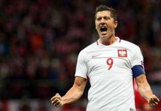 ليفاندوفسكي يفوز بجائزة لاعب العام في ألمانيا