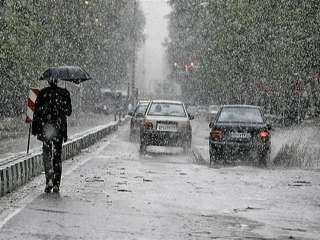 الطقس السيىء يعود من جديد .. ننشر خريطة الأمطار على محافظات الجمهورية حتى نهاية الاسبوع