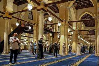 قرار عاجل من وزير الأوقاف الأردني بشأن صلاة الجمعة