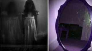 «ليلة من الرعب».. حكاية شبح الطفلة الذى خرج من المرآة ليطلب المساعدة