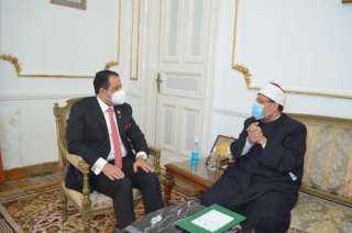 شاهد.. الأوقاف والبرلمان العربي يبحثان مواجهة التطرف