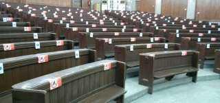 بالصور .. انطلاق ماراثون امتحانات الفصل الدراسي الأول بجامعة القاهرة