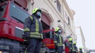 الداخلية تستعد للإحتفال السنوى باليوم العالمى للحماية المدنية