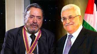 الرئيس الفلسطيني يرسل برقية عزاء لأسرة الراحل يوسف شعبان
