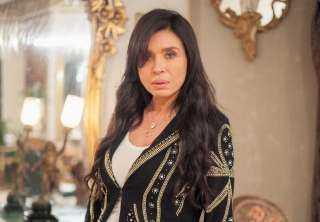 دينا بإطلالة مثيرة في أحدث ظهور لها بعد تعافيها من كورونا