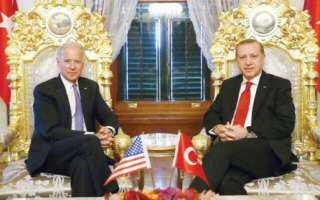 رسالة نارية من أردوغان لـ بايدن بشأن «إس-400»