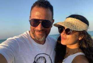 زوجة ماجد المصري تعلن إصابتها بكورونا: ادعولي