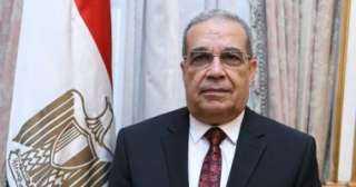 """وزير الإنتاج الحربى يبحث مع شركتى """"الوايلر فريد"""" و""""سيركور"""" تعزيز التعاون المشترك"""