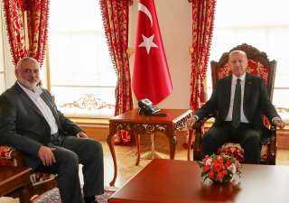 رسالة عاجلة من حماس لـ أردوغان.. تعرف على تفاصيلها
