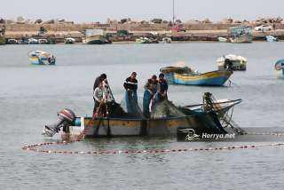 مقتل 3 صيادين في غزة جراء قصف إسرائيلي