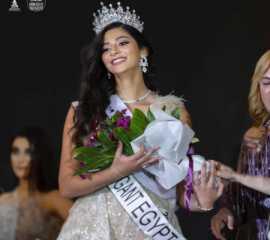 بالصور.. تعرف علي ممثلة مصر في مسابقة ملكة جمال العالم