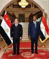 سامح شكري يعلق علي زيارة الرئيس السيسي إلي السودان
