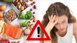 ما هي العلامات التى تدل على أنك قد تعاني من نقص في البروتين؟
