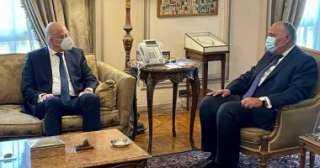 مصر واليونان تبحثان سبل دفع وتطوير مجالات التعاون الثنائي