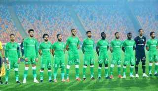 عبد العزيز السيد يدير مباراة الاتحاد السكندرى وغزل المحلة في الدوري
