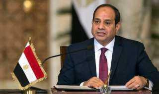 السيسي : مصر لن تقبل الإضرار بمصالحها المائية