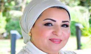 انتصار السيسي تُهنئ الشعب المصري والأمة الإسلامية بشهر رمضان