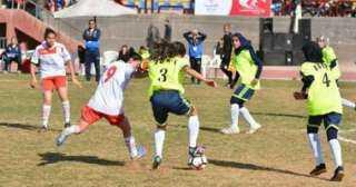 وادي دجلة بطلا لدوري الكرة النسائية