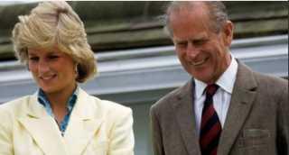 بعد رحيله.. ظهور رسائل صادمة من الأمير فيليب إلى الأميرة ديانا