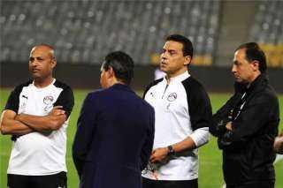 صلاح السبب .. بيان من حسام البدري بشأن استقالته من تدريب منتخب مصر