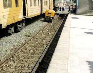 عاجل.. أول رد فعل من كامل الوزير علي توك توك السكة الحديد