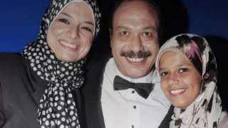 عاجل .. تعرف علي سبب وفاة زوجة خالد صالح