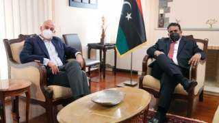 تفاصيل لقاء رئيس المجلس الرئاسي الليبي بوزير الخارجية اليوناني