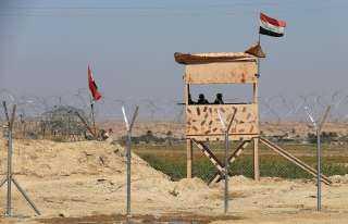 التحالف الدولي يساهم في تأمين الحدود العراقية السورية