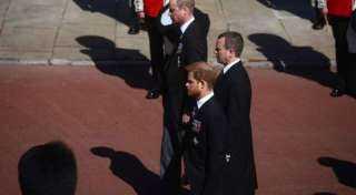 ميجان ماركل تثير الجدل بعد مشاركتها جنازة الأمير فيليب.. اعرف التفاصيل