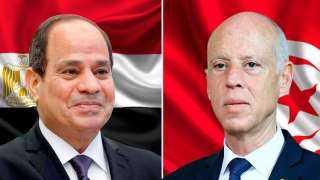 ماذا دار فى الاتصال الهاتفي بين السيسي ونظيره التونسي؟