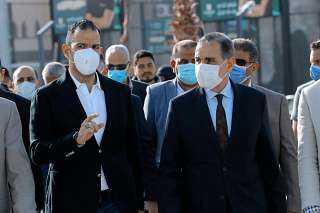 محافظ كفر الشيخ وسيف الوزيري يفتتحان فرع سيتي كلوب كفر الشيخ جزئياً