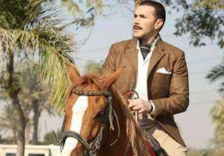 """رامي وحيد يوجه رسالة شكر لفريق عمل مسلسل """"موسى"""" بطولة محمد رمضان"""