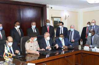 التموين وقطاع الأعمال : شركة مصرية سودانية للإنتاج الحيواني والصناعات الغذائية