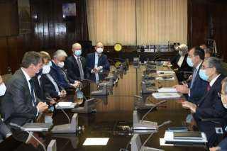 كواليس لقاء وزيري الكهرباء والبترول مع سفير بلجيكا لمناقشة مشروع الهيدروجين الأخضر