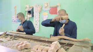 بالفيديو .. تفاصيل زيارة المراسلين الأجانب لسجن برج العرب لتفقد أوجه الرعاية المقدمة للنزلاء